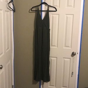 Lulus long dress